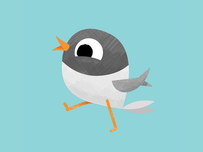 Nali album artwork art texture character design bird illustration animals birds cute vector illustration