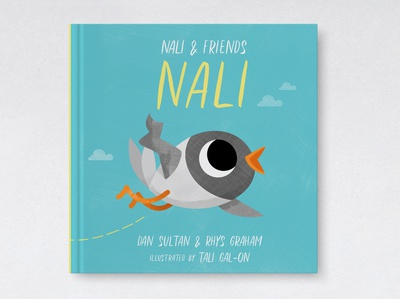Nali & Friends picture book