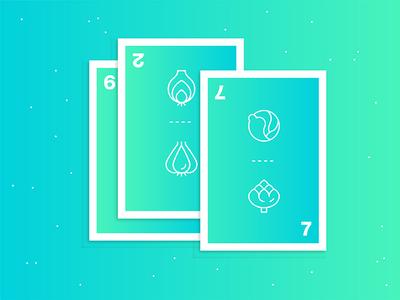 Veggie card game