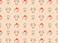 Cruelty-free farming pattern