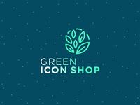 Green Icon Shop