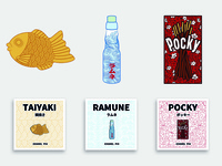 Japanese Snack Pack