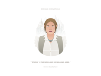 Red Dead Redemption II   Bonnie MacFarlane