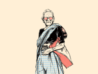 Indianage - The Psychotropic Granny