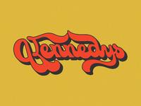 Kennedys Garage retro script motor automotive vintage cars motorcycle garage