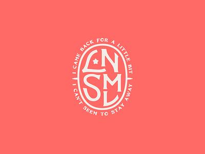 Brand Suite michigan detroit merch brand identity badge lettering logo branding music