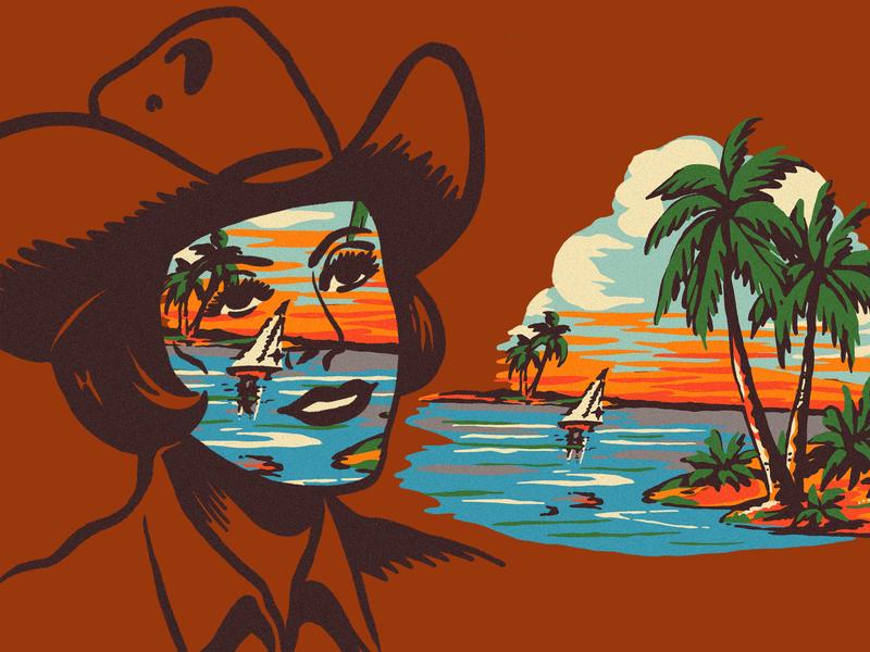 Island Cowgirl