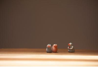 小小人—陶瓷