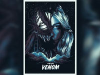 Venom Movie Poster - Posterspy Creative Brief