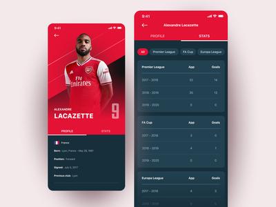 Arsenal mobile app