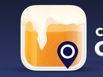 Cheers for Charity - App icon  icon application