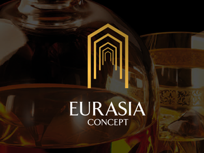 Eurasia Concept Website design web