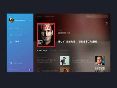 Zinio - Desktop Reader App