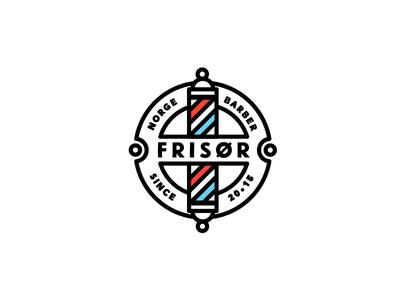 frisor norge barber brand