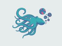 Chillin Octopus