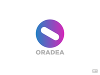 O Oradea Logo Design Symbol Mark Icon