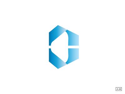 D Logo Design Symbol Mark Icon Monogram