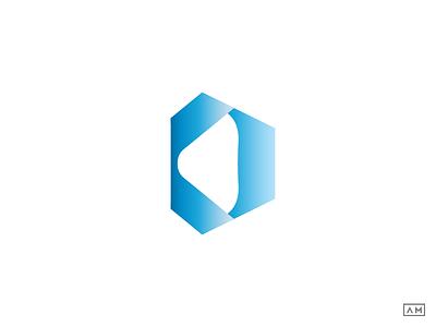 D Logo Design Symbol Mark Icon Type brand branding lettermark logo logodesign letter mark minimal modern logotype type d