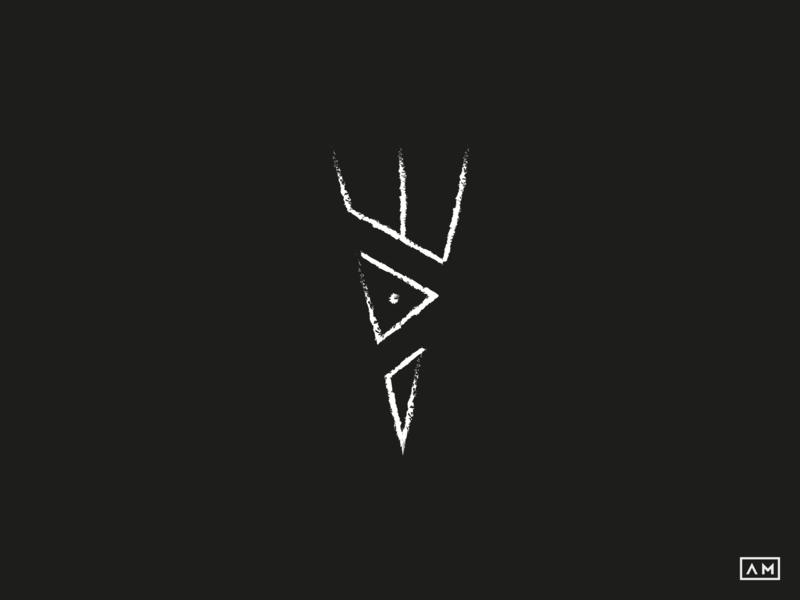 Ave - Lineart / Logo Design / Mak / Symbol