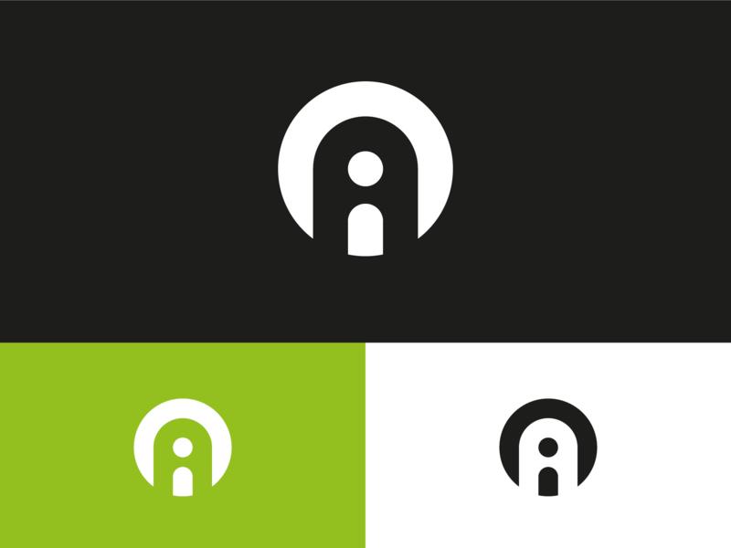 OAI modern logo design