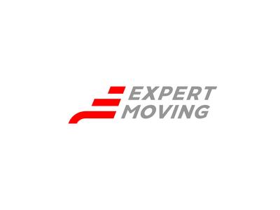 Expert Moving, E Logo