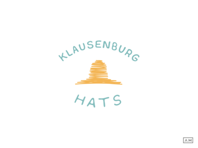 Klausenburg Hats Logo Design