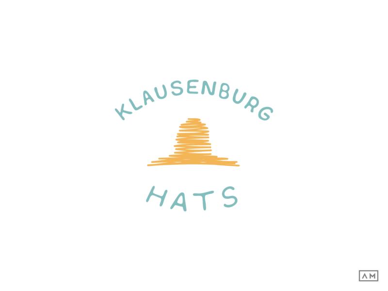 Klausenburg Hats Logo Design