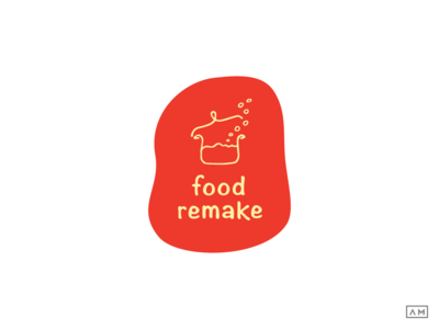 Food Remake Logo Design