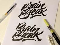 Brain Break logo