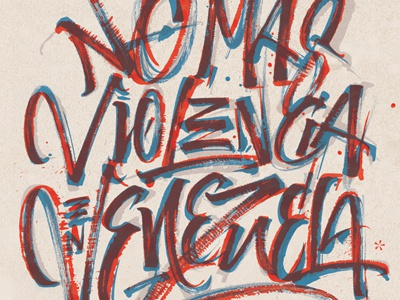 No mas violencia en venezuela