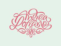 Andrea Lofrano Logo