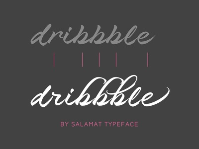 Dribbble by Salamat sudtipos zulia salamat typeface dribbble philippines joluvian maker lettering brus calligraphy