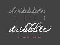Dribbble by Salamat