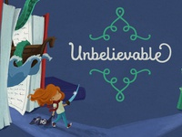 Unbelievable by Wink typeface