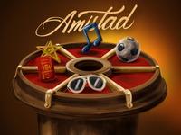 Amistad Table