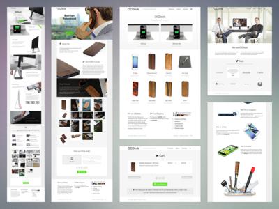 OCDesk new web site