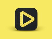 Video Dieter iOS app icon