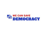 We Can Save Democracy Logo