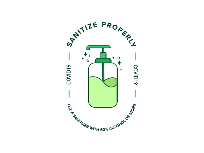 Sanitize Properly