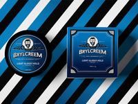 BrylCreem Rebranding concept