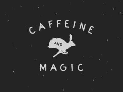 Caffeine Camp Flag