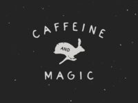 Caffeine Camp Flag
