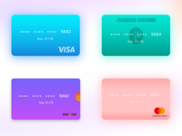 Credit Cards for our payments SDK