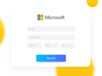 Simple Checkout Page