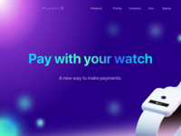 Pay with your Apple Watch