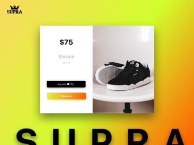 Concept Shopping Cart