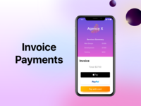 Mobile Invoice Payments