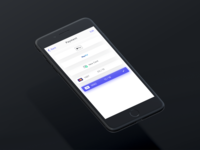 iOS Payment SDK - Payment Methods page