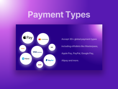PaymentTypes