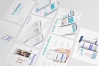 Trainee - Personal Training App + Branding + Deck Design